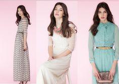 Vestidos Hoss Intropia Nueva Colección Primavera Verano 2014