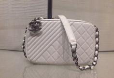 22968c7e04894c Presenting the Chanel Coco Boy Camera Case Bag. The Coco Boy Bag is part of  the Cruise 2015 Collection.