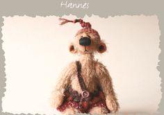 Teddy Bear Hannes