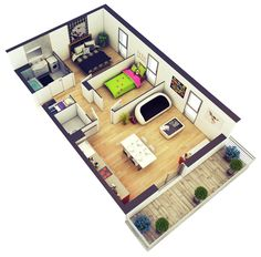 Small 2 Bedroom House Plans - Best Paint for Interior Walls Check more at http://www.freshtalknetwork.com/small-2-bedroom-house-plans/