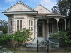New Orleans House. I love the smaller Vocs as much as the great big ones. They are som much cuter!!