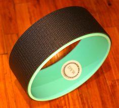 Dharma Yoga Wheel PVC Edition - Dharma Yoga Wheel. I need this in my life!