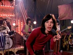 "Rock and Roll Circus...""you can't always get what you want"""