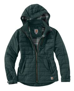 Carhartt Amoret Quilted Jacket for Ladies | Bass Pro Shops: The Best Hunting, Fishing, Camping & Outdoor Gear