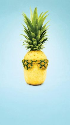 Cool pineapple wallpaper. Great for anyone with swag. :)