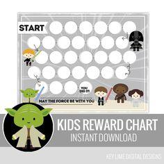 Preschool Chore Chart - Free Printable and Under $5