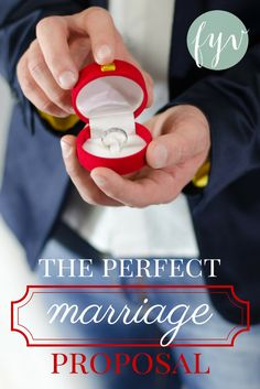 Carlie challenges us to think differently about what our perfect marriage proposal is really about. :: FulfillingYourVows.com