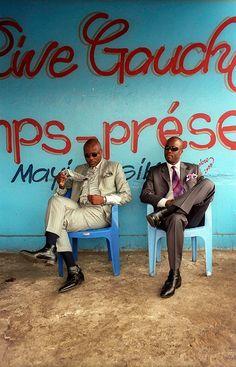 Film: Guinness film follows inspiring group of African dandies, The Sapeurs