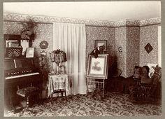 """A Victorian Parlor"""