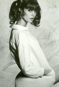 Jean Shrimpton: bygonefashion