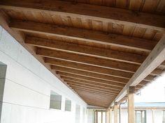 THERMOCHIP® aporta calidez y confort al Parador Nacional de Villafranca del Bierzo | #panel #madera #decoracion #parador #villafranca #arquitectura