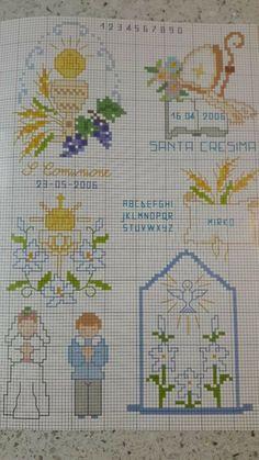 Schemi Religiosi Punto Croce Religiosi Cross Stitch Patterns