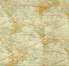 Vintage map with countries on canvas gumiabroncs Choice Image