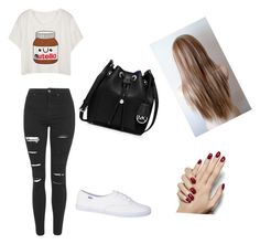 """""""Untitled #39"""" by timcaaa on Polyvore featuring Topshop and MICHAEL Michael Kors"""