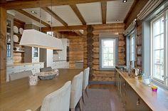 TRYSILFJELLET SØR/UGLA - Eksklusiv tømmerhytte med 7 soverom Divider, Mountain, Real Estate, Room, Furniture, Home Decor, Bedroom, Decoration Home, Room Decor