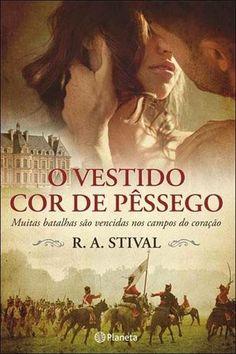 Livros e marcadores: Passatempo: O Vestido Côr de Pêssego de R. A. Stiv...