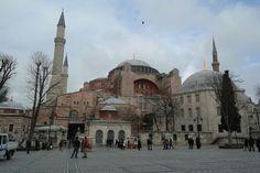 Istanbul 아야소피아