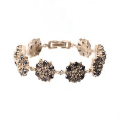 Decorated Sterling Silver Bracelet - Armenian Jewelry