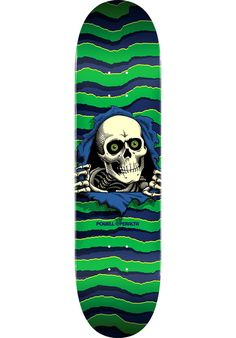 Powell-Peralta Ripper-Popsicle - titus-shop.com #Deck #Skateboard #titus…