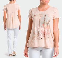 ¡Camisetas que te encantarán!  T-shirts you will love!  www.puntroma.com #puntroma #springpuntroma