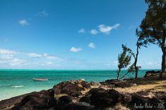 Paysage - Rodrigues - sauts-de-puce.fr #paysage #lagon #Rodrigue #mer #voyage