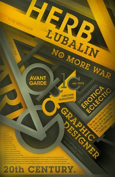By Herb Lubalin http://www.inspirationde.com/image/9775/