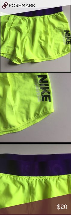 Nike Dri Fit Shorts No lining in the inside. Great Condition. Nike Shorts