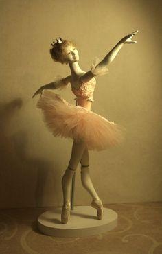 "Bjd doll Art doll Ballerina ""Princess Aurora"" Ball jointed doll Collectible doll Best gifts for danc Bjd Dolls, Barbie Dolls, Barbie Stuff, Wedding Wine Glasses, Dancing Dolls, Ballerina Doll, Ceramic Animals, Princess Aurora, Doll Stands"