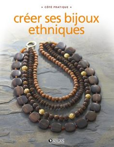 Créer ses bijoux ethniques de Editions Atlas http://www.amazon.fr/dp/2723478114/ref=cm_sw_r_pi_dp_Y-EJub0XVZWFQ