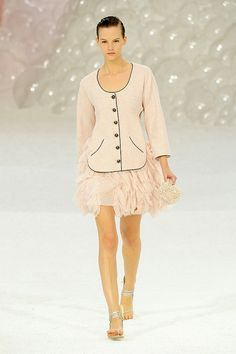 Chanel Spring 2012 RTW from Elle.com