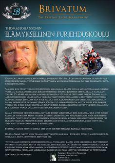 Olympiavoittaja, maailmanmestari, Euroopanmestari Thomas Johanssonin huikeat purjehdukoulut ja elämyspurjehdukset. Myös extreme-purjehdukset myöhäissyksyllä ja alkutalvesta + ulkomaanpurjehdukset globaalisti.