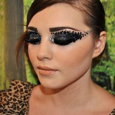 """Taking the """"Smoky Eye"""" to a whole new level!"""