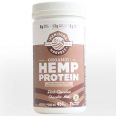 Manitoba Harvest Organic Protein Powder US/Can 6/3