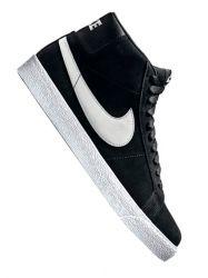 Nike SB Zoom Blazer Premium SE black/base grey - white