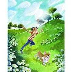 Tracy Bishop - professional children's illustrator, view portfolio