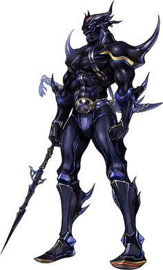 Cecil Harvey Dark Knight
