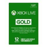 Games and Online Gaming: Discount Xbox Live Gold