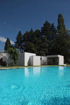 Locate Luxury in the Trees at Pedras Salgadas Spa and Nature Park