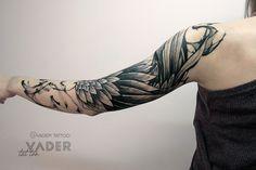 тату-мастер Татьяна Вейдер (Vader) графика и акварель фрихенд татуировки | Tattoo artist Tatiana Vader graphic and watercolor free hand design tattoo #inkppl #inkpplcom #inked #ink #inktattoo #tattoo #tatts #tattooartist #tattooing #tattoos #tattooist #art #artist #tattooed #inkedpeople #design #татуировка #тату #dotwork #blacktattoo #dotworktattoo #designtattoo #surrealism #lineworktattoo #linework #abstract #dotwork #dotworktattoo #vadertattoo