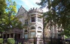 I had the privilege of living in this Historic Mansion in the 80's - Dunning Mansion - Capitol Hill, Denver