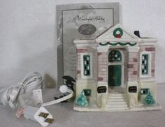 1000 Images About It 39 S A Wonderful Life Christmas Village On Pinterest Its A Wonderful Life