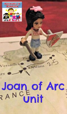 Joan of Arc unit for elementary kids
