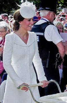 Princess Charlotte's Christening 5th July 2015