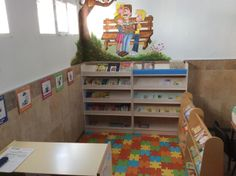 BECREA del CEIP San Agustín, El Burgo, 2 Bookcase, Blog, Home Decor, Children's Library, School Libraries, Spaces, Classroom, Book, Decoration Home