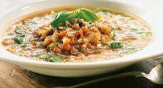 Zuppa di grano piccante alla pugliese | Ricette