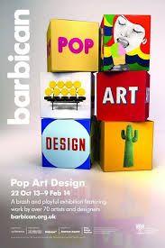 barbican pop art exhibition poster - Google Search