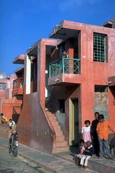 Aranya Community Housing Balkrishna Doshi - Google Search