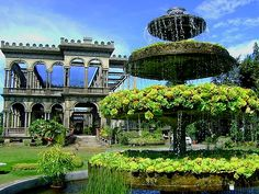 Ruins, Bacolod, Philippines