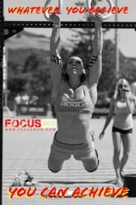 Are you constantly comparing yourself to others? This week's article by Shaun O'Gorman from Focus WOD - Mental Toughness is the Key teaches you how to focus on YOU and YOUR results #noexcusefitness #weightloss