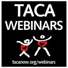 TACA webinars list - Talk About Curing Autism